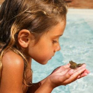 Crianças: Importância do contato com a natureza